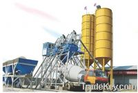 Sell HZS35 concrete batching plant