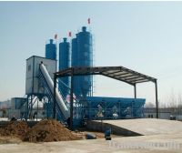 Sell HZS50 concrete mixing plant