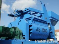 Sell JS1500 cement mixer
