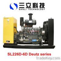 Sell SL226D-6D alternative power genset