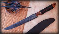 hand  hunting knife