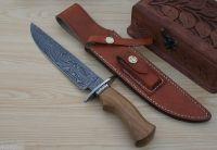 hand made hunting knife