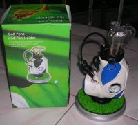 Selling golf pen holder with pens G115A