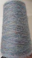 17%acrylic 20%mohair 14%wool 49%nylon colorful fancy yarn nap yarn tam yarn