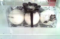 Sell bath fizzle -bath bomb set