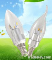 Sell good quality Epistar5630 3W LED Candle Light 360degree Beam Angle