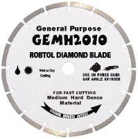 Sell Segmented small diamond blade --GEMH