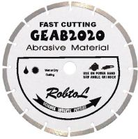 Sell Segmented small diamond blade for fast cutting abrasive material