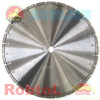 Sell Laser Welded Segmented Small Diamond Blade for Fast Cutting Hard