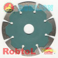 Sell Segmented small diamond blade with two small deep tooth