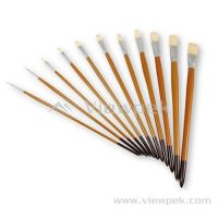 Oilcolor Brushes -  Artist Brushes, Watercolor Brush - A0101E-1