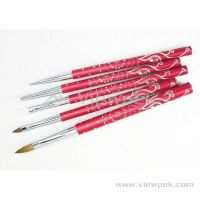 Sell 3D Design Sculpture Brush - Acrylic Nail Brushes - N02010F