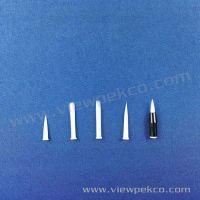 Tips of bristles eyeliner brush pen