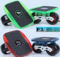 roller skates/rollerblade/drift skates/freeline skates/X-drift skates/pc hyaline strong lightness/Luxury board with damping