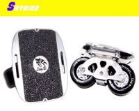 drift skates/X-drift skates/roller skates, rollerblade, speed roller, powerslide with tie to the feet