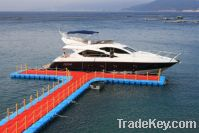 Sell floating jetty