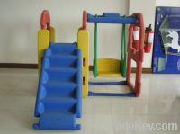 Sell Plastic slide & swing