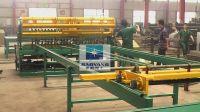 steel wire fencing welding machine