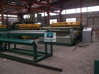 Sell Steel Wire Mesh Welding Machines (CE approved)