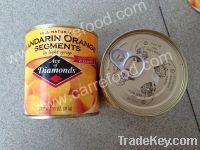 Canned Mandarin Orange canned fruits mandarin orange segments whole