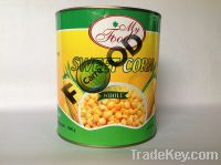 Canned Sweet Corn in vacuum pack canned kernel corn whole kernel sweet corn
