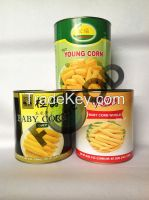 For Canned Baby Corn from China
