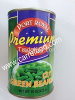 High quality Canned green beans with 425g