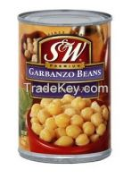 Good Tasty Canned chick peas in brine