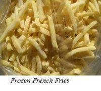 Potato French Fries Production plants