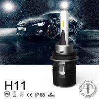 Car led light headlamp B6S  xenon LED  luces de faros leds H4 H11 H7 H3