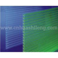 Twin-wall PC hollow sheet