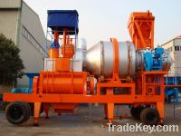 LQY Series Mobile Asphalt Mixing Plant