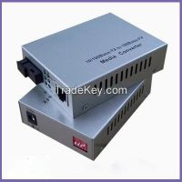 Sell DLX-855 series SNMP 10/100M Ethernet Fiber Media Converter