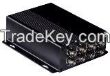 Sell HD-CVI/TVI video fiber optical Transmitter & Receiver
