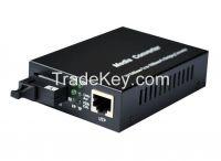 Sell 10/100M/1000M Ethernet Fiber Media Converter