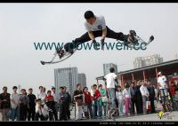 Sell Poweriser/Power Shoes/Bounce Shoes/fly jumper with CE/SGS toy,gif