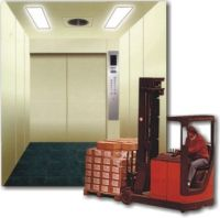 Sell goods/freight elevator/lift
