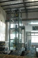 Sell machine roomless elevator/lift