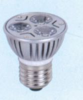 led high power lights' cup