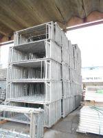 5000sqm Huennebeck Bosta Used Scaffolding
