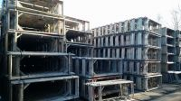 10.000 sqm Alu Plettac SL 70 Used Frame Scaffolding
