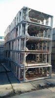5000 sqm Used Alu Plettac SL 70 Frame Scaffolding