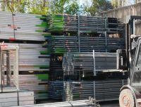Used Scaffolding Layher Allround Complete