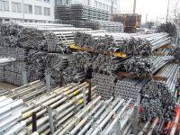 Used Scaffolding Layher Allround 3500 sqm