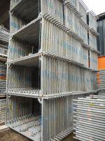 3000sqm Layher Speedyscaf Used scaffolding w.1, 09m Frames