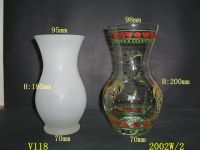 Sell Vases with colourful painting