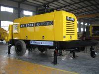 Trailing Concrete Pump