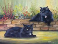 Sell stock oil paintings