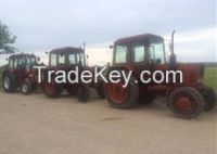 Used farm tractors MTZ-Belarus from 4 000 EUR