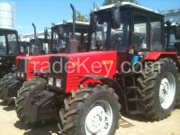 New farm tractors 4x4 MTZ-Belarus-820